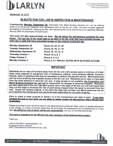 2015-09-16 - In-suite Fan Coil Units Inspection And Maintenance - Resize