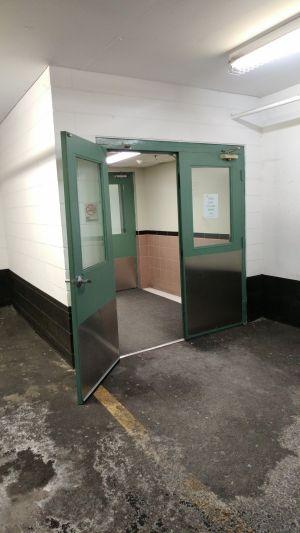 Open P1 Door